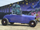 1929 Ford Model A HOT ROD TREET HOT ROD HENRY STEEL ROADSTER RAT CUSTOM 1928 1932 DASH IFS DISC AT 8IN