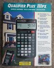 Calculated Industries 3441 Qualifier Plus IIIPX Calculator Real Estate  (New)