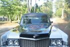 1970 Cadillac Fleetwood M&M 1970 cadillac fleetwood hearse ambulance voodoo ratrod halloween