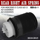 st For Mercedes E Class W212 S212 Right Airmatic Air Suspension Spring soon