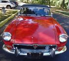 1973 MG MGB  1973 MGB WITH OVERDRIVE