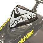 Skinz NXT LVL Vented Windshield Pak - White & Black - Ski-Doo 2017-2019 850