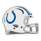 NFL Indianapolis Colts 3D Helmet Metal Emblem