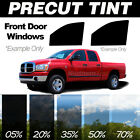 PreCut Window Film for Hummer H3T 08-10 Front Doors any Tint Shade