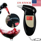 Modern LCD Digital Police Breath Alcohol Tester Breathalyzer Analyzer Detector