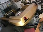 1971 gold vintage dune buggy manix manx style 4 seater project corvair engine