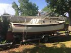 1985 Seaward 22' Sailboat & Trailer - New Jersey