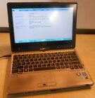Lifebook T734 Intel core i3-4000M @ 2.40GHz 4GB Laptop Computer, no hdd