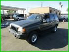 1997 Jeep Grand Cherokee Limited 1997 Jeep Grand Cherokee Limited Used 5.2L V8 16V Automatic SUV NO RESERVE