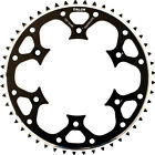 QTM/Brembo/Talon Groovelite Rear Sprocket, 48T - Black 75-57748BK