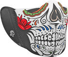 Zan Headgear Modi-Face Muerte MASK ONLY Detachable Mask WBNFM003H 26-4013