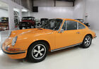 1970 Porsche 911 S 2.2 Coupe | 2018 Porsche PCA Award 1970 Porsche 911S 2.2 Coupe | Only 33,327 actual miles | Numbers matching engine