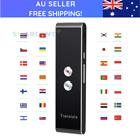 Portable Smart Speech Language Translator Two-Way Real Time 30 Multi-Language