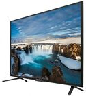 """55 """" Flat Screen Television Ultra H D Entertainment Audio Sound LED LCD TV"""
