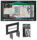 "Alpine 7"" Bluetooth w/Navigation/GPS/Carplay For 1998-04 Subaru Forester"