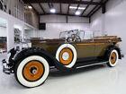 1928 Packard Custom Eight Model 443 Phaeton | CCCA full classic Classic 1928 Packard Custom Eight Model 443 Phaeton | 385ci inline-8 | Restored