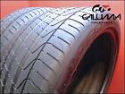 2 TWO TIRES Excellent Pirelli 295/35/21 ZR P Zero 103Y OEM Porsche #49927