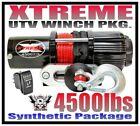 4500LB XTREME WINCH 14-19 POLARIS RZR/RZR 4/GENERAL 900/1000/TURBO RXR RAZOR HD