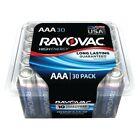 Rayovac 824-30PPTJ AAA Reclosable Pro Pack Alkaline Batteries