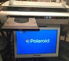 "Polaroid FDM-1015 10"" LCD TV DVD AM/FM UnderCounter"