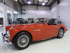 1959 Austin Healey 100-six BN6 Roadster | Overdrive 1959 Austin Healey 100-six BN6 Roadster | Tonneau cover | Sliding side curtains