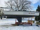 "1984 S2 25'10"" Sailboat with Cradle - Ohio"