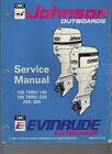 1994 JOHNSON EVINRUDE SERVICE MANUAL OUTBOARD 120 THRU 140, 185 THRU 225, 250 ER