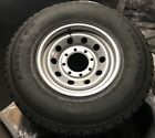 "LoadStar 16"" Trailer  Rim Wheel Assembly,  with F ply 3960# Tire"