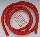 Mr. Gasket 4516 Convoluted Tubing with Tie Straps