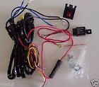 FOG LIGHT HARNESS COMPLETE WITH  RELAY AND SWITCH  EASY DIRECTIONS CHEVY VW