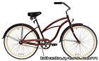 "Steel Frame,Firmstrong Urban Boutique 1 speed Women 26"" Beach Cruiser Bike MBW"