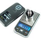 APTP-445 100g x 0.01g High Precision Digital Pocket Scale / Stylus Gauge