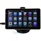 "6"" Car GPS Navigation Touch Screen FM MP3 MP4 4GB New Map WinCE6.0 Free Update"