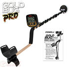 "Fisher Gold Bug Pro Metal Detector with 5"" Waterproof DD Coil - Free Shipping"