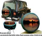 Nature Sunset Caravan Car Van Jeep Spare Wheel Cover Gift Idea