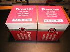 Firestone Oil Filter Replacement Cartridge # 17-A-28 PF-121 Lot of 2