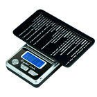 Portable 500g x 0.1g Digital Pocket Scale for Jewelry Coins Silver -Free US Ship
