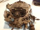 17085202  Rochester Quadrajet Carburetor Mid 80s Core
