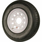 Martin Wheel Speed 8-Ply Radial Trailer Tire & Assembly