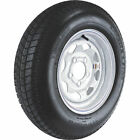 High-Speed Radial Trailer Tire Assembly Spoked ST175/80R-13 #DM175R3C-5CI