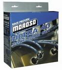 Moroso Ultra 40 Spark Plug Wire Set Spiral Core 8.65 mm Blue BBC P/N 73615