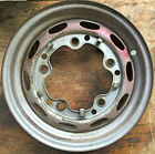 PORSCHE 356 356A 356B KRONPRINZ KPZ 4 1/2X15 STEEL WHEEL 4/61 1961  2 AVAILABLE