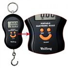 Weighing Portable Scale up to 40KG Digital Fishing Shopping Luggage Hanging Bags