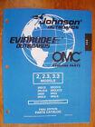 NEW - Factory Parts Manual - 1998 Johnson & Evinrude 2, 2.3, 3.3hp