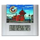 Futurama Planet Express Digital Wall Desk Clock with temperature + alarm