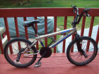 SCHWINN POWERMATIC MID-SCHOOL FREESTYLE BMX BIKE BICYCLE
