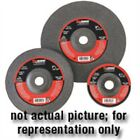 4-1/2 in. x 1/4 in. x 7/8 in. Depressed Center Grinding Wheels, Type 27 (5 pc./P