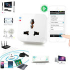 WiFi Home Phone Wireless Remote Control Switch Timer Smart Power Socket Plug New