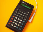 DATAMATH CALCULATOR MUSEUM - MBO alpha 51 - BOLD AND SCIENTIFIC
