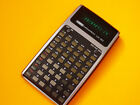 DATAMATH CALCULATOR MUSEUM - MBO Monarch CX 50 - RARE AND VERY SCIENTIFIC